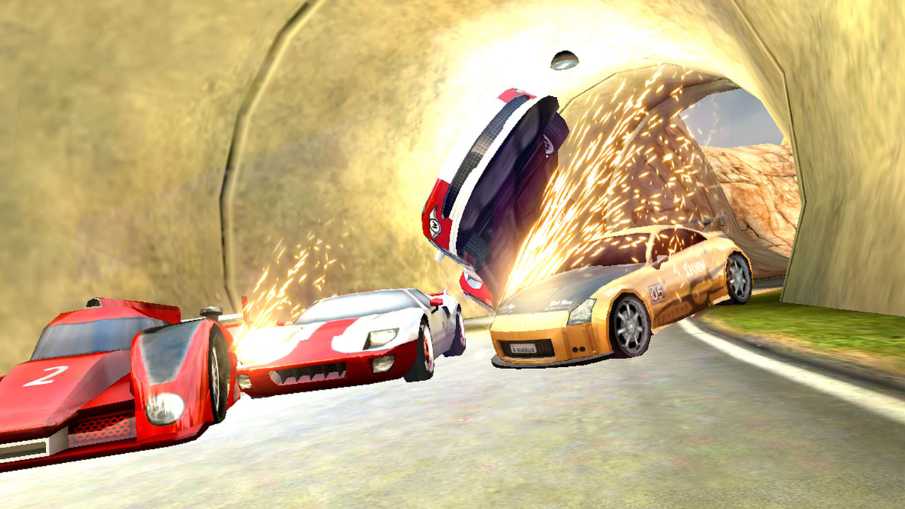 Screenshot of Real Car Speed: Need for Asphalt Racing
