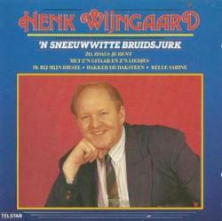 Henk Wijngaard - De kleuter langs de autobaan