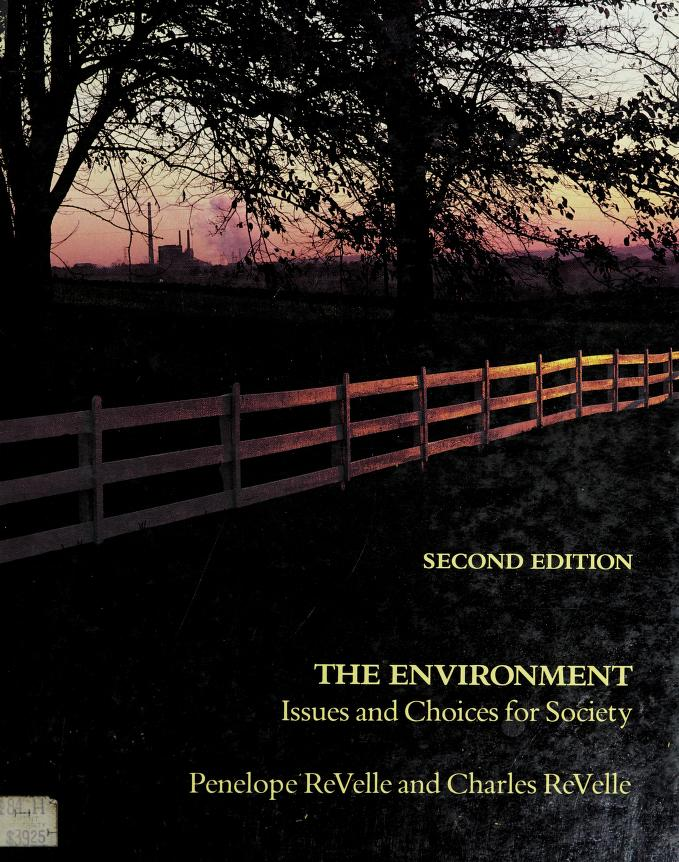 The environment by Penelope ReVelle