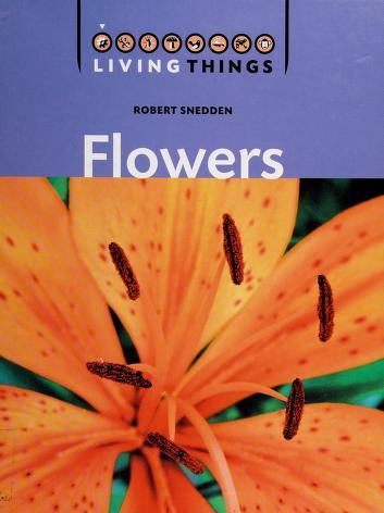 Cover of: Flowers | Robert Snedden