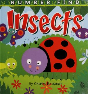 Cover of: Insects | Charles Reasoner