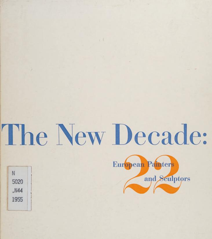 The new decade by The Museum of Modern Art