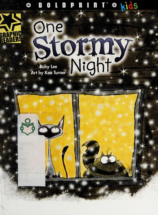 One stormy night by Ruby Lee