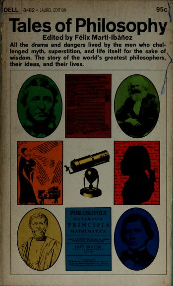 Cover of: Tales of philosophy. | Félix Martí-Ibáñez